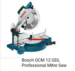 Bosch GCM 12 GDL Professional Miter Saw