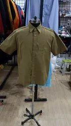 Khaki Driver Shirt