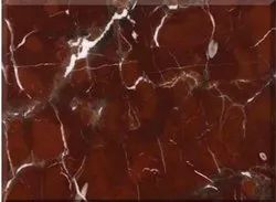 Granite Cherry Red Marble, For Flooring, Thickness: 15-20 Mm