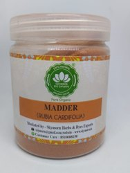 Pure Organic Madder Powder