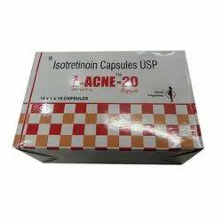 Isotretinoin Capsules USP