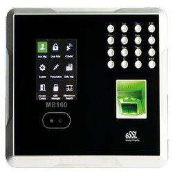 Biometric Face Based Time Attendance Machine MB160