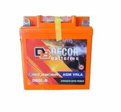 DB5L-B 12V 5ah Motorcycle Battery