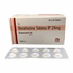 Betahistine Tablets IP 24 mg