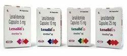 Lenalid Lenalidomide 5 10  15 25
