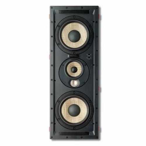 In Wall 3-Way Loudspeaker (Focal 300 IW LCR5)