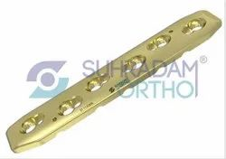 4.5/5.0mm LCP Broad Locking Compression Plate