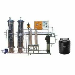 Reverse Osmosis Plant, Automatic, Reverse Osmosis Unit