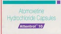 Atomoxetine Hydrochloride Capsules