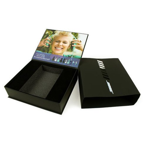 Black And Options Available Advertising Boxes