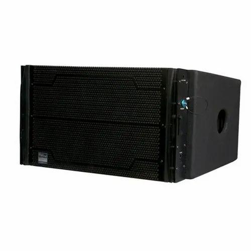 E Wing Speaker Box, Size: 28 Inch