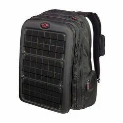 Suryavizhudhugal Black Solar Energy Power Bag