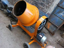 Mini Concrete Mixer Machine