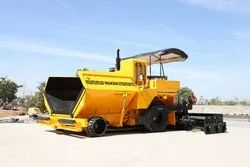 Multitech Asphalt Paver Finisher