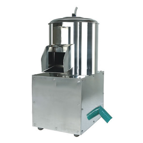 Potato Chips Making Machine Potato Peeler Manufacturer From Kolkata