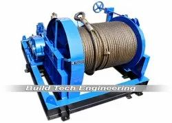 25 Ton Pulling Winch Machine