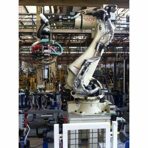 Spot Welding Robot