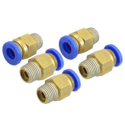 Pneumatic Brass Push In Connector