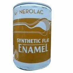 High Gloss Nerolac Synthetic Flat Enamel Paint