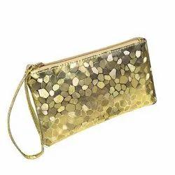 Golden Foam Bridal Handbag