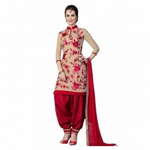 19b84622ed Party Wear Medium Cotton Salwar Suit, Rs 200 /piece, GKS Overseas ...