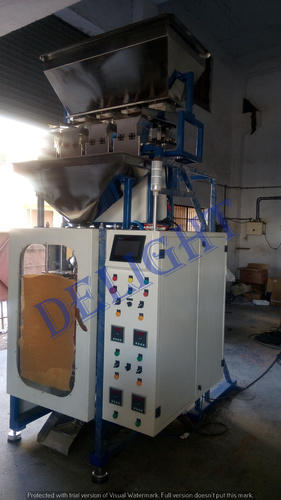 Grain Pouch Packaging Machines