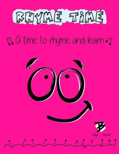 Rhyme Book For 3  Years Children