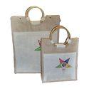 Ladies Jute Shopping Bag