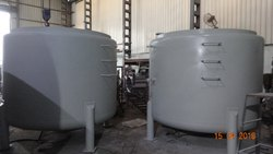 SS Acid Storage Tank