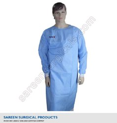 Disposable Gown (Sterile) Deluxe
