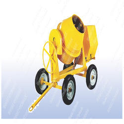 Concrete/Chips Mixer Machine