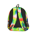 Spring School Bag, Parrot Color Backpack
