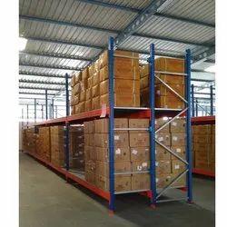 Mild Steel Industrial Heavy Duty Pallet Rack