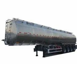 Aluminum Tank For 3 Phase Locomotive