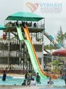 Thrill Water Hump Slide