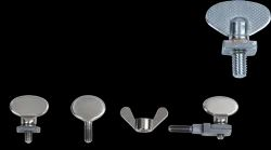 Gold Tool Spare Key, Nut & Washer