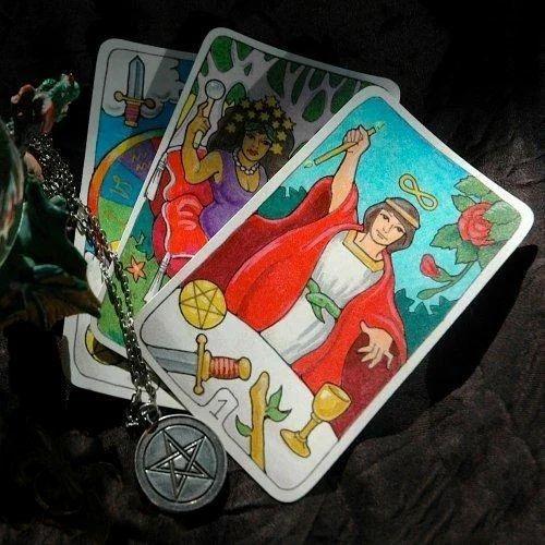 matchmaking par carte de Tarot