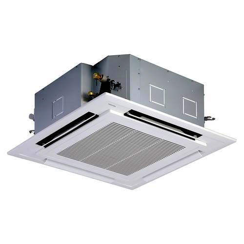Capacity: 2 - 3 Ton 2 Star Ceiling Cassette Air Conditioner, 3200kw