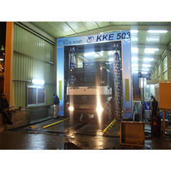 KKE 503 Automatic Bus and Truck Wash System