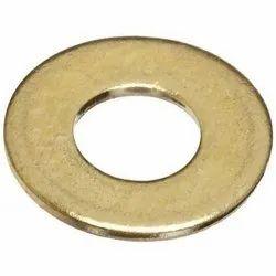 Brass Washer, Round