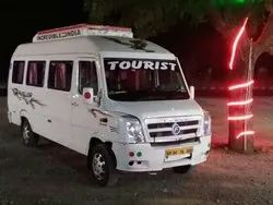 Tempo Traveller Rental in Bhopal