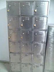 SS Personal Locker