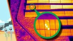 Thermography For Solar Panel, Industrial, On-Site