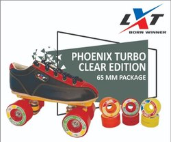 Phoenix Turbo Quad Skate Package
