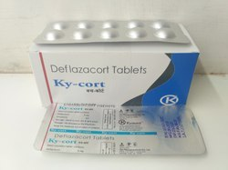 DEFLAZACORT TABLETS (KY-CORT)
