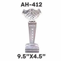 AH - 412 Acrylic Trophy