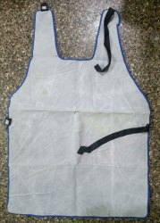 LEATHER APRON FOR WELDING