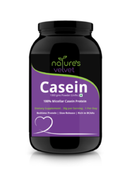 Natures Velvet Lifecare 100% Casein Protein 1000gms, for Muscle Building, Packaging Type: Plastic Container