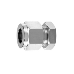 Stainless Steel Female Equal Pipe Cap - TC