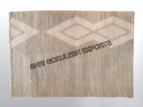 SGE Wool Loop Rugs, SGE-RWFW-661